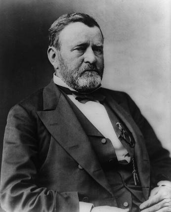 U.S. Grant (Source: Library of Congress0