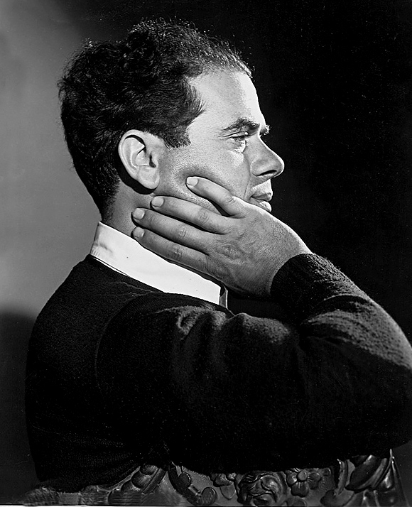 Frank Capra in the 1930s. (Photo source: Wikipedia)