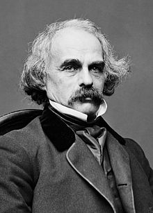 Nathaniel Hawthorne visited Washington in 1862 as the city was gearing for war and was taken by Emmanuel Leutze's artwork in the Capitol. (Photo source: Wikipedia)