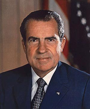 Richard Nixon c. 1973. (Source: Wikipedia)