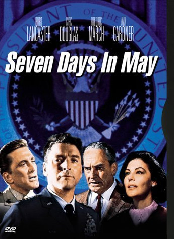 Seven Days in May poster.