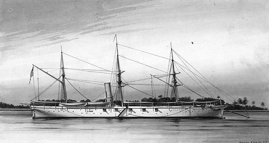 USS Pawnee (Photo source: Wikipedia)