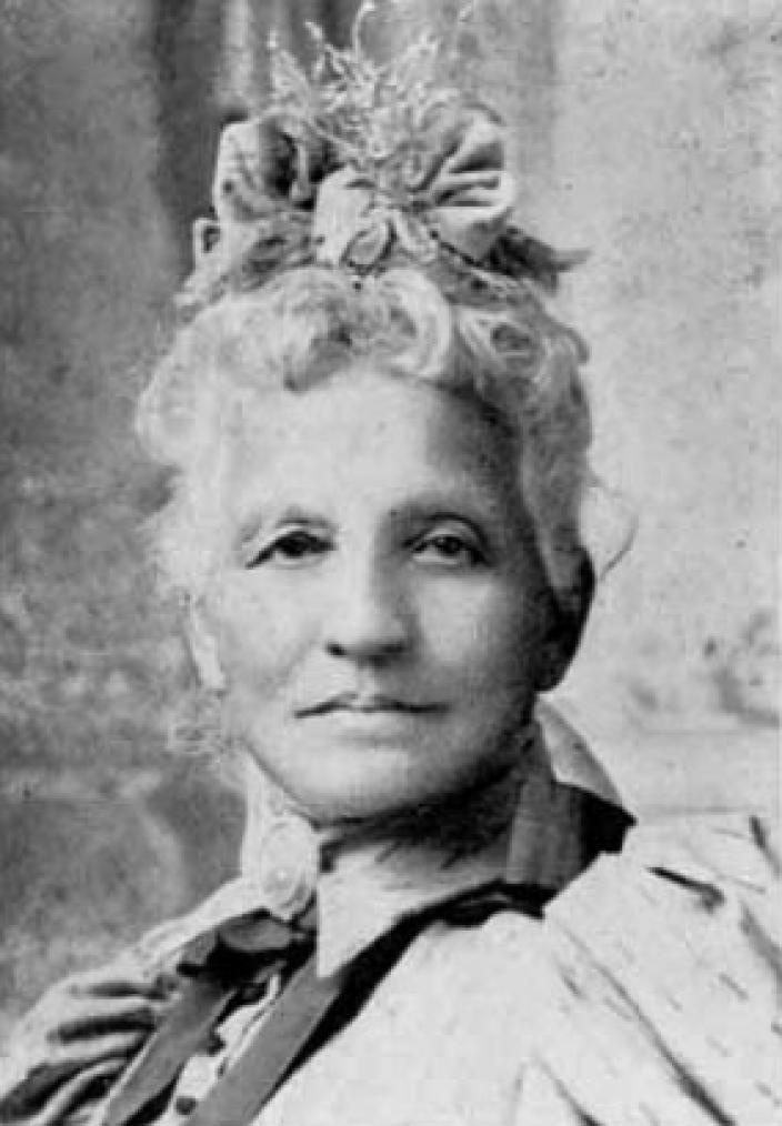 Elizabeth Keckley rose from slave to the Lincoln White House thanks to her supreme skill as a dressmaker. Her autobiography provides one of the most powerful accounts of the First Family's personal lives. (Photo from Documenting the American South collection at UNC-Chapel Hill via Wikipedia)