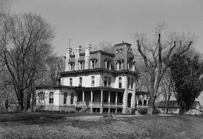 Maplewood Estate (Source: Library of Congress)