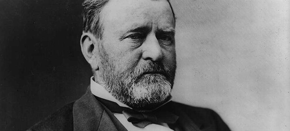 President U.S. Grant (Source: Library of Congress)