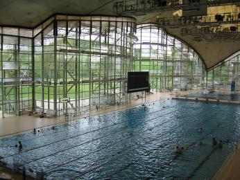 Olympic Pool in Munich