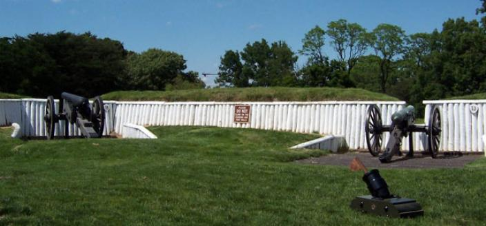 Fort Ward, Virginia, photo by AjaxSmack (Source: Wikimedia Commons)
