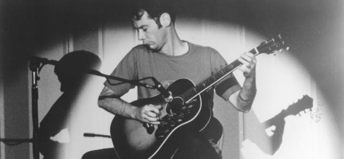 John Fahey performing.