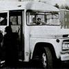 "Boycotters board a ""freedom bus,"" one of the provided forms of transportation. (Source: Jet Magazine, Feb 10, 1966, accessible via GoogleBooks)"