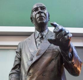 A. Philip Randolph monument, Union Station