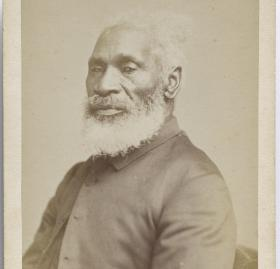 Portrait of Josiah Henson, 1876
