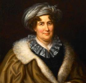Portrait of Margaret Bayard Smith