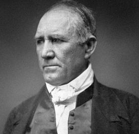 Sam Houston (Source: Wikipedia)