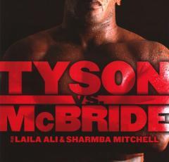 Tyson vs. McBride Poster