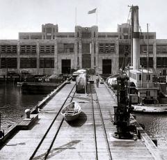 U.S. Naval Torpedo Station in Alexandria, Virginia circa 1922